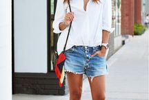 Shorts , how to style