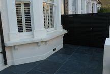 Outdoor spaces - deck