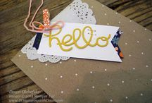 2015 Occasions & SAB Catalogs / Ideas using Stampin' Up! 2015 Catalogs - Occasions and Sale-a-Bration