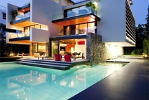 moderne and luxurious villas