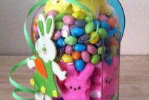 Easter ideas  / by Keslie Hamm