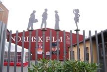 Copenhagen field trip / Field to Copenhagen took place in october 2012. Project FIND visited Nordisk Films, Zentropa, The Danish Film Institute and The Danish Film School