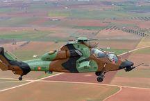 """Helicoptero """"Tigre"""" HAD Español / El Batallón de Helicópteros de Ataque BHELA dispone ya del primer helicóptero """"Tigre"""" HAD #segurpricat http://wp.me/p2n0O4-2Ct @segurpricat"""