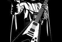 rappers,singers,death metal ETC