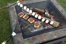 Fire pit ideas / by Kristen Wetmore