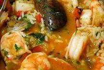 Comida e petiscos Portuguêses