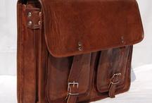 Snygga läderväskor