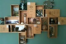 Project Aart Shadowbox / by Teri S