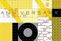 Magazine Anniversary Covers