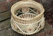 basket art / artisan baskets