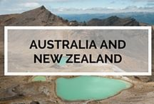 Australia and New Zealand / Travel articles with a focus on adventure travel and trekking from Australia and New Zealand.