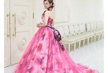 ピンクドレス* Pink Dress