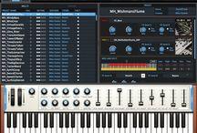 VST Instruments / VST PlugIns