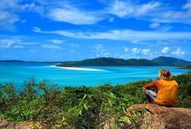 20 Epic Australia East Coast Experiences / Great Barrier Reef, Whitsundays, Fraser Island - the East Coast of Australia is one of the most popular backpacker trails in the world for a reason!  / by Base Backpackers