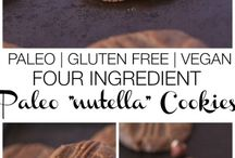 Paleo Nutella Cookies