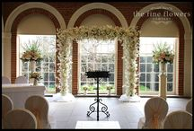Surrey Wedding Flowers Props Hire