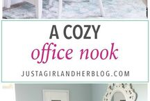 Home Office / Home office inspiration and ideas