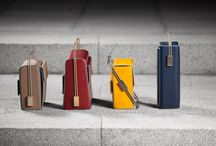Structurae Collection Handbags / This is our first collection. Leather Handbags handmade in Spain