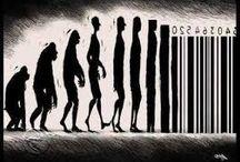 Vývoj ľudstva.