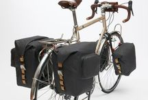 Touring Bike / Touring bicycles, luggage and bicycle culture.