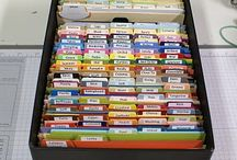 card  storage ideas