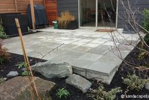 """Portland Drainage Solutions: Project Spotlight / You need to see these gorgeous """"after"""" photos that show how our landscaping team solved drainage issues & more for our client in Northeast Portland, Oregon!"""