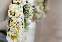 Dekoration / Styled Shoot, florale Interpretation, Hochzeiten