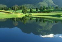 South African Golf Courses / South African Golf Courses