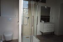 Nos salles de bains / Salles de bain privatives de nos chambres d'hôtes