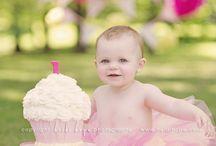 First birthdays / by Sasha