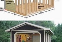 DIY Projects / Garden Shed Design