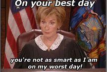 Judy judge