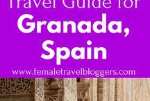 TRAVEL GUIDES FOR SPAIN / Guías y tips de viajes de cualquier región de España
