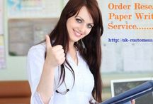 Research paper writing service / Looking for quality and reliable custom research paper writing service? You can buy best research papers online from UK Custom Essays at 20% discount.