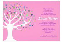 invitations naming ceremony