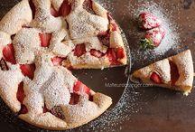 Biscuit à la fraise