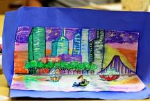 3rd Grade Art / by C Mae