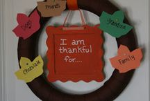 Thanksgiving  / by Kelly Blankenship Pascuzzi