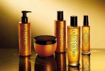 Orofluido | Cheveux / Des produits luxueux à base d'huile d'argan pour prendre soin de vos cheveux.