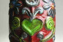 Helene's pottery
