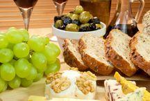 Vinhos, queijos e outras gostosuras