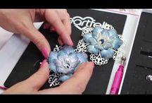 Heartfelt Creations kortteja / Video