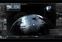 UI - Futuristic