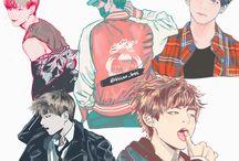 BTS(^O^☆♪
