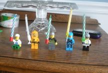 Lego birthdayparty