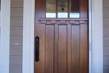 Front Enterway Door