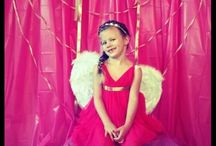 Ruby's angel party