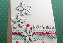 Homemade Cards / by Karen Tefft