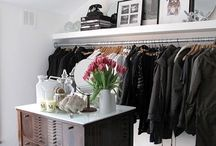 All dressed up and nowhere to go... / Dressing Room ideas