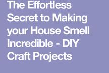 Smelly house relief